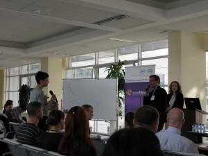 Круглый стол Инновационное предпринимательство как дизайн процесс4