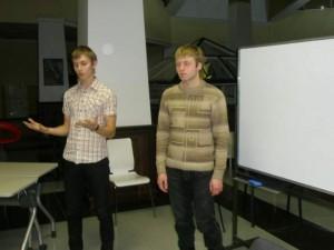 Презентация проектов
