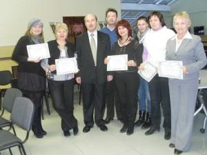 Участники семинара по ТРИЗ во Владивостоке