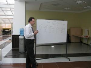 Обучение участников конкурса Умник