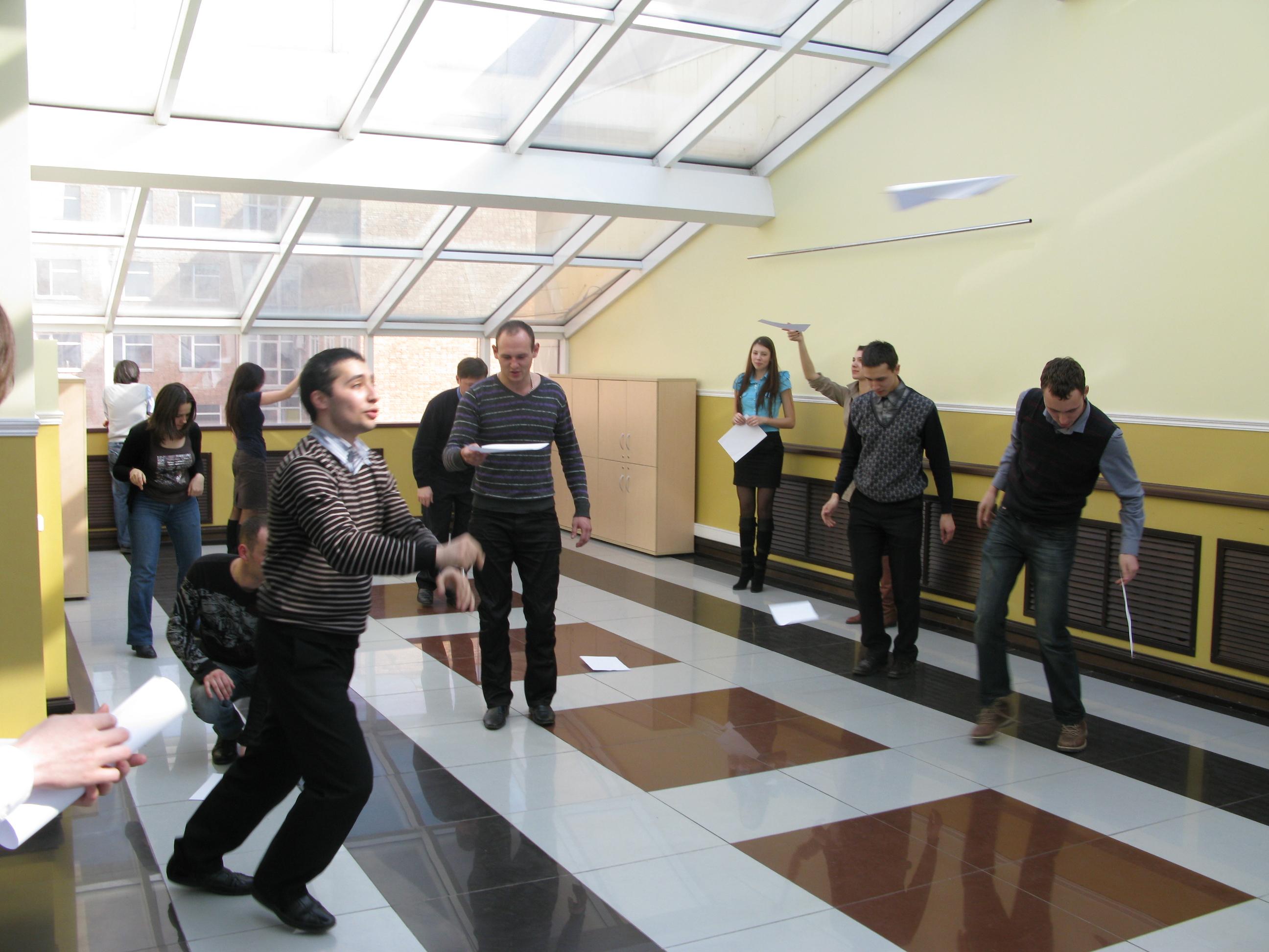 Креативные тренинги семинары в Москве Идеальные решения