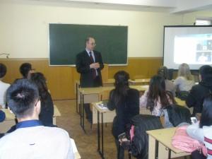 Мастер-класс по ТРИЗ в ДВФУ