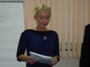 Жемчугова Алена Владиславна главный врач ЗАО Клиника доктора Куренкова ТРИЗ