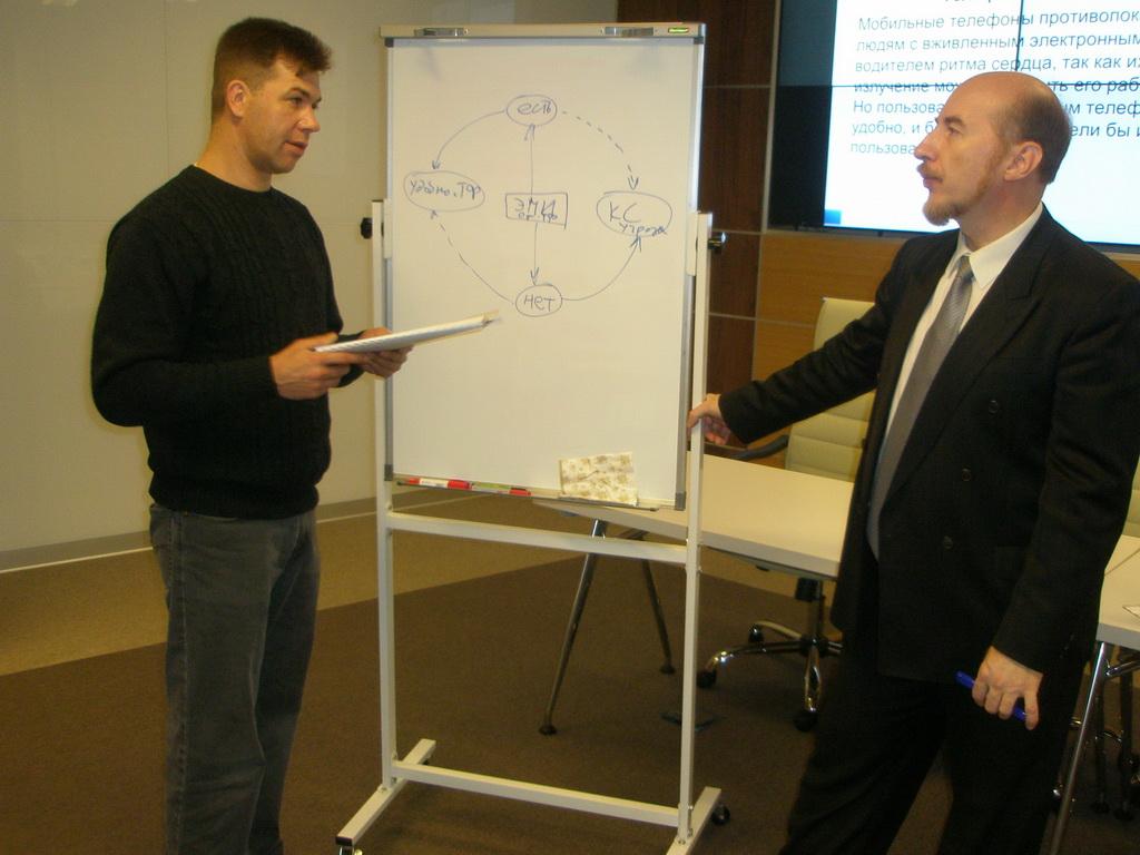 Семинар-тренинг «Использование ТРИЗ в бизнесе»