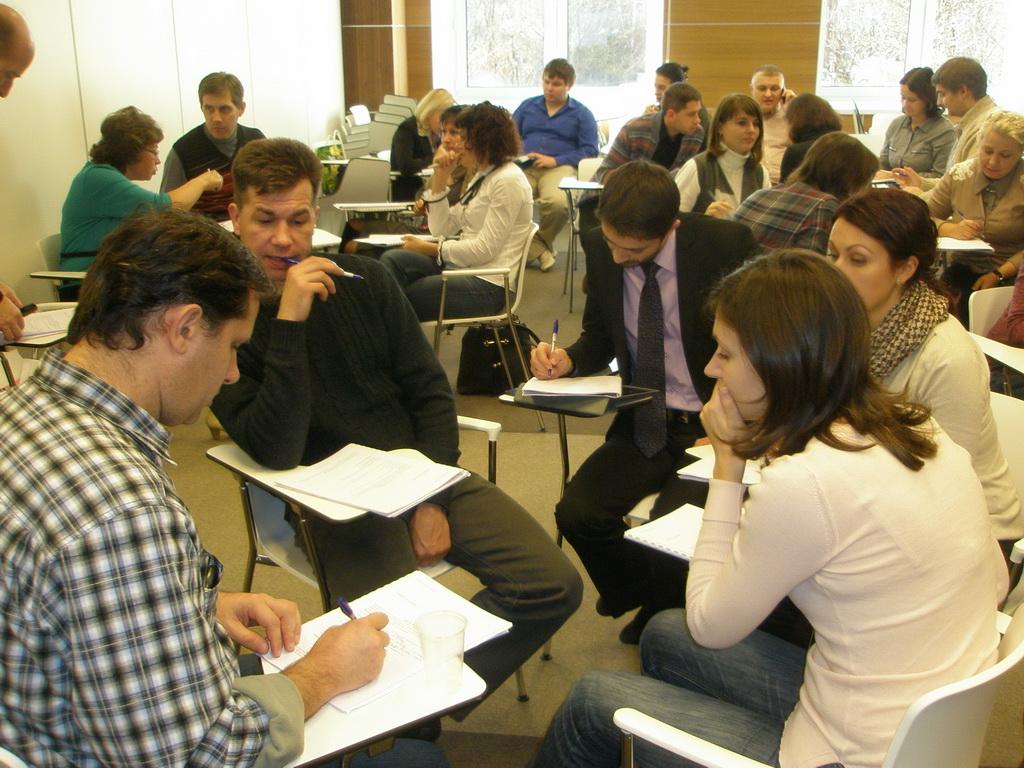 обсуждение задания семинара