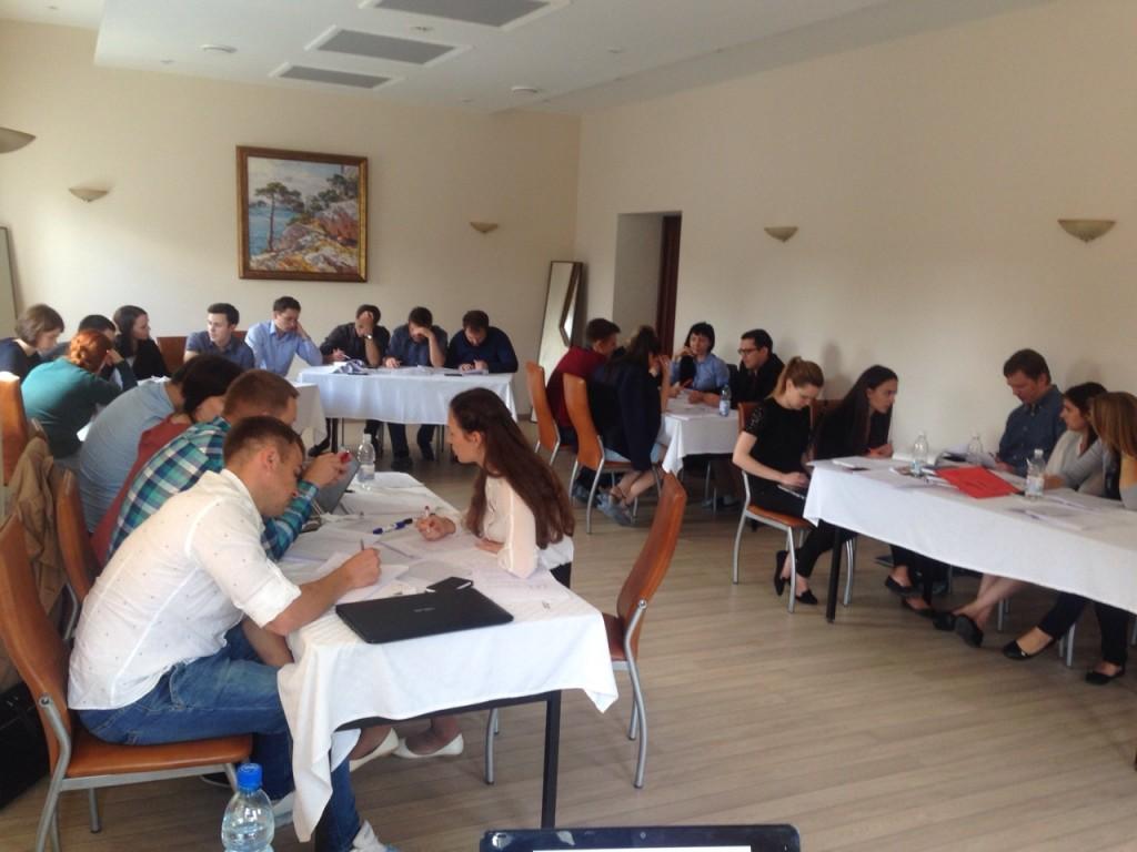 Семинар тренинг ТРИЗ для сотрудников Группы Компаний «ЭФКО»