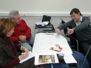 Тренинг - решение творческих задач