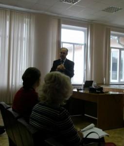 """Виктор Тимохов проводит тренинг """"Использование ТРИЗ в бизнесе"""" в г. Калуге"""
