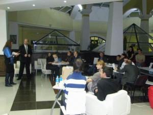 Семинар по развитию кампуса ДВФУ