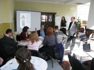 Тренинг для преподавателей ДВФУ