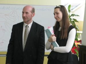 Преподаватель-стажер Марина Владимировна Семикоз