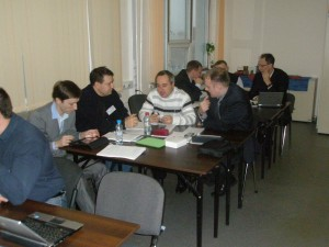сотрудники департамента IT компании Русгидро ТРИЗ