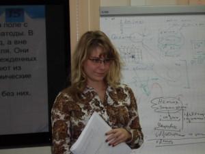 Сулемова Анастасия Андреевна директор центра по работе с выпускниками МИРЭА ТРИЗ