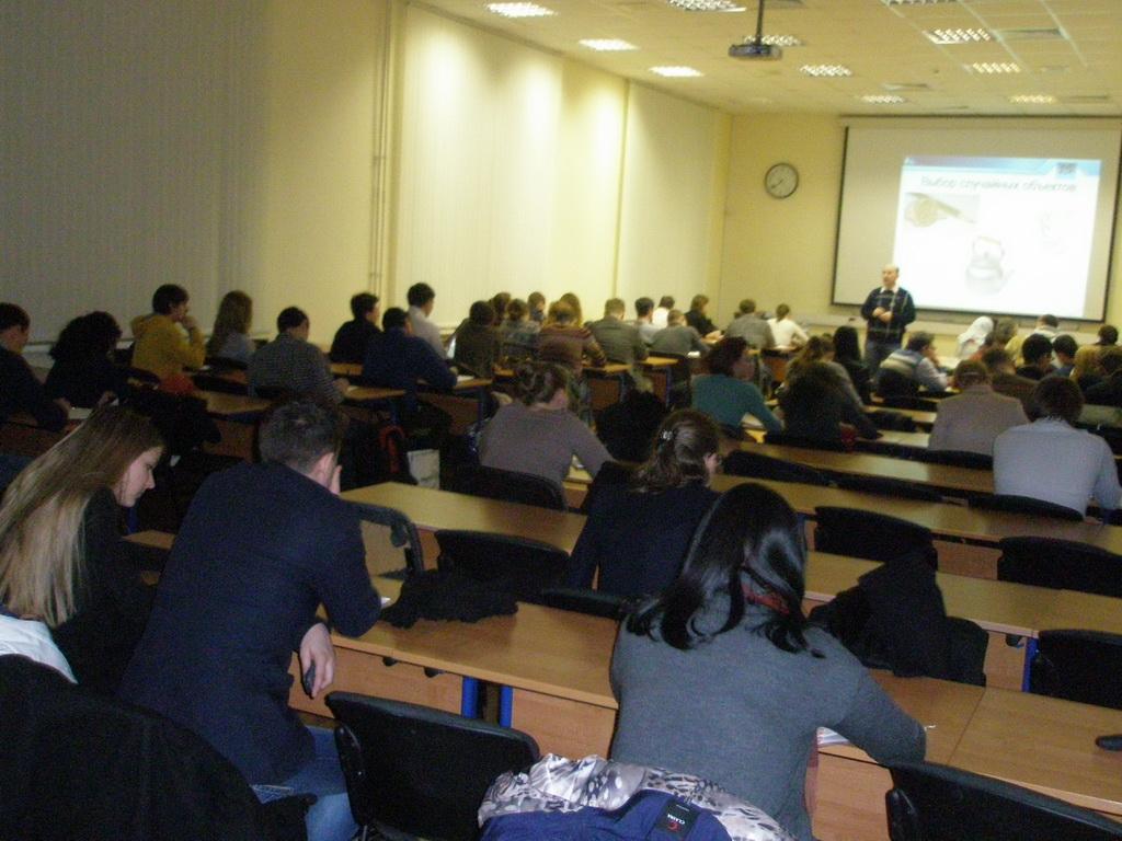 Мастер-класс «ТРИЗ и другие креативные методы в бизнес-практике»
