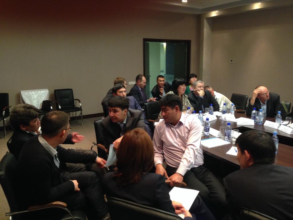 Тренинг Введение в ТРИЗ Казахстан проводит Виктор Тимохов