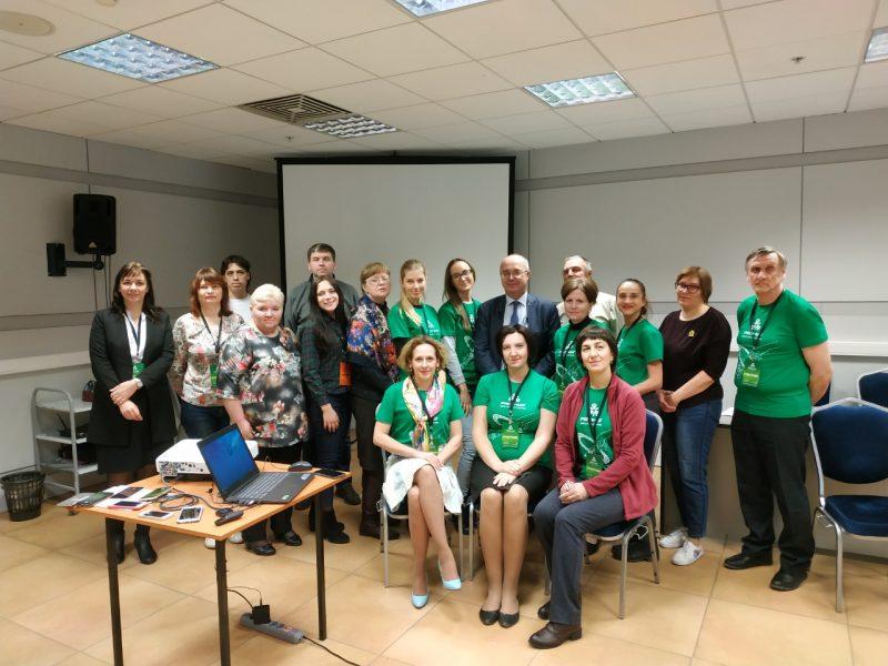 Участие в Конкурсе детских научных проектов